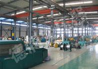 淄博s11油浸式变压器生产线